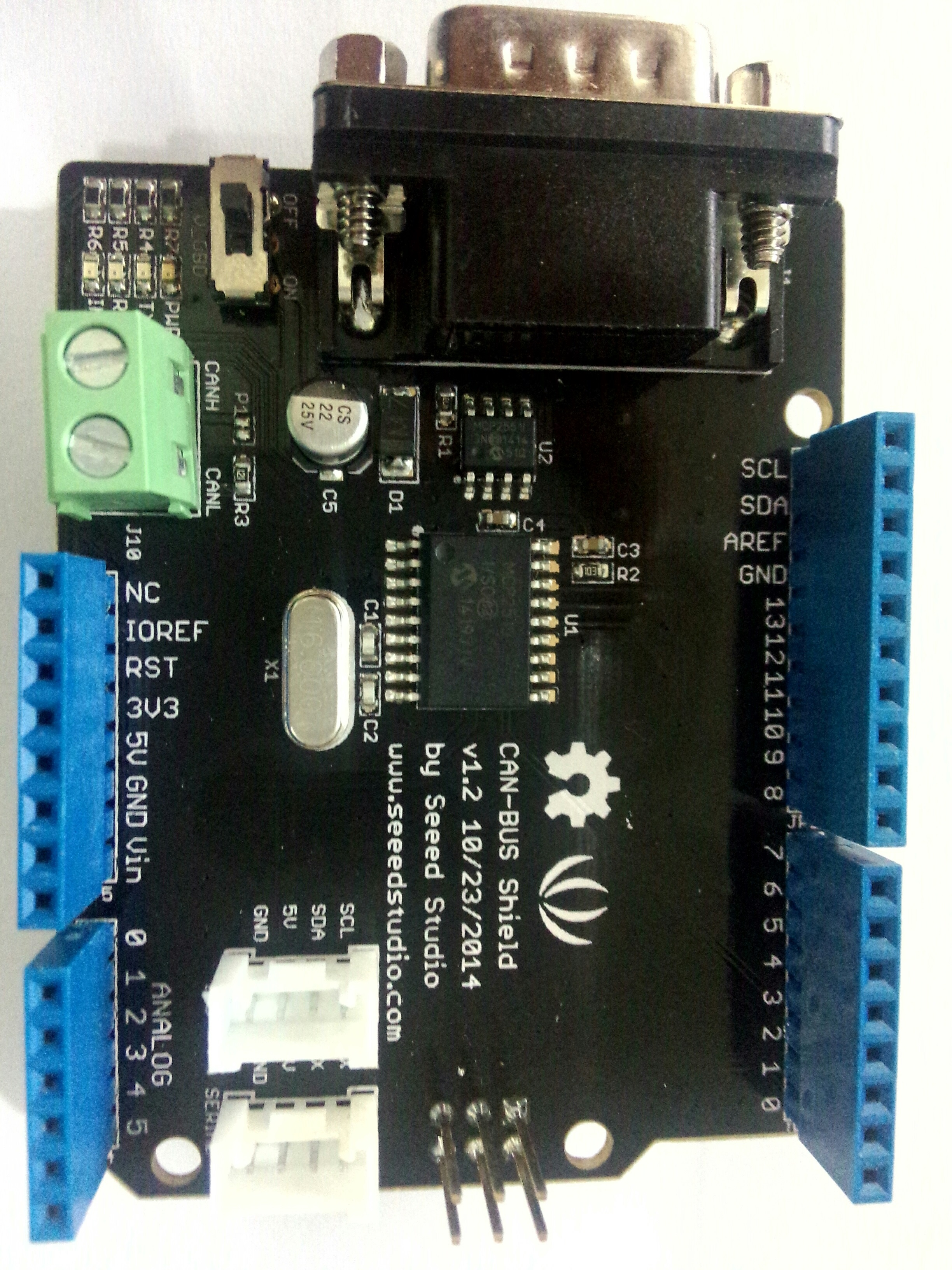 CAN-BUS_Shield_V1.2
